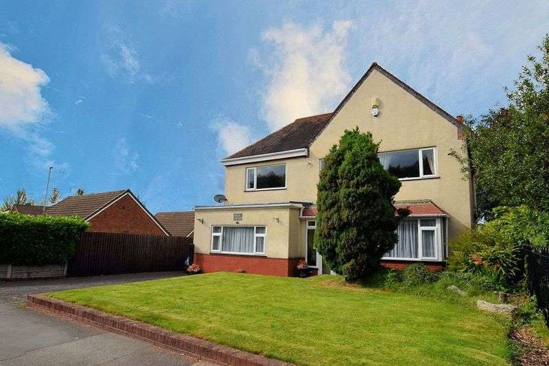 4 Bedrooms Detached House for sale in Hagley Road West, Halesowen