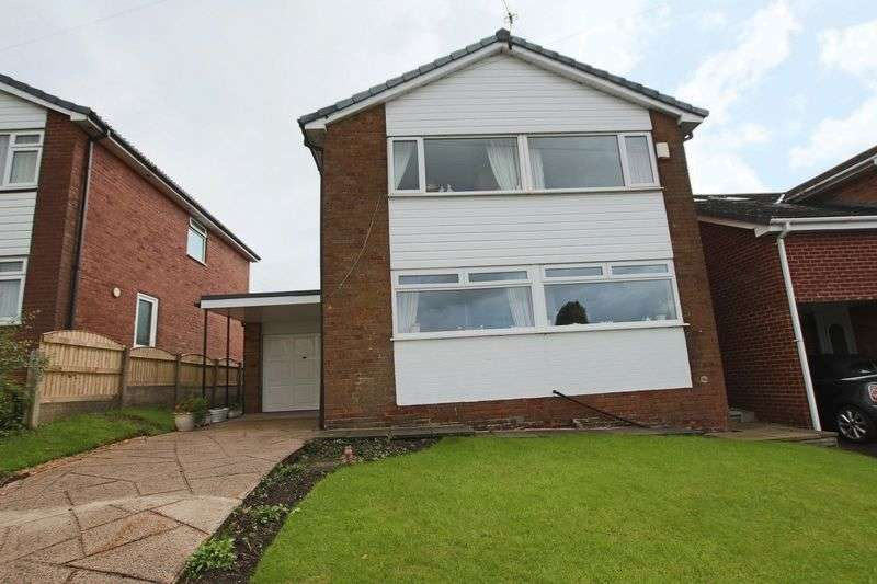 4 Bedrooms Property for sale in Ellis Fold, Norden, Rochdale OL12 7RR