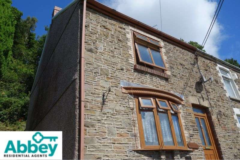 2 Bedrooms Terraced House for sale in Hill Road, Neath Abbey, Neath, SA10 7NR