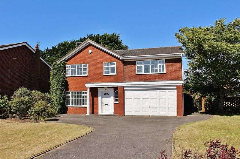 5 Bedrooms Detached House for sale in Westminster Drive, Ainsdale