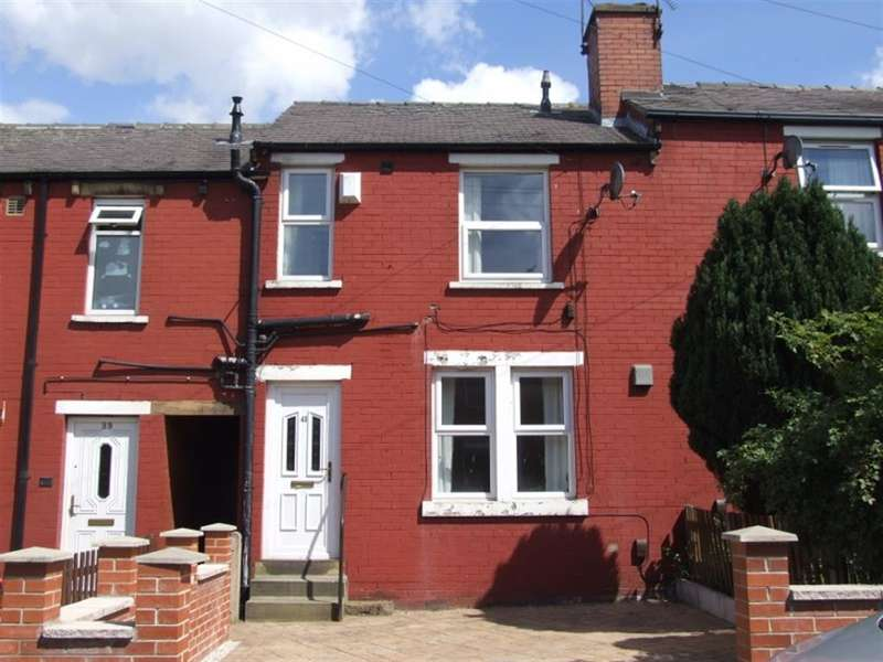 3 Bedrooms Terraced House for sale in Springfield Road, Elland, Halifax, HX5 9EW
