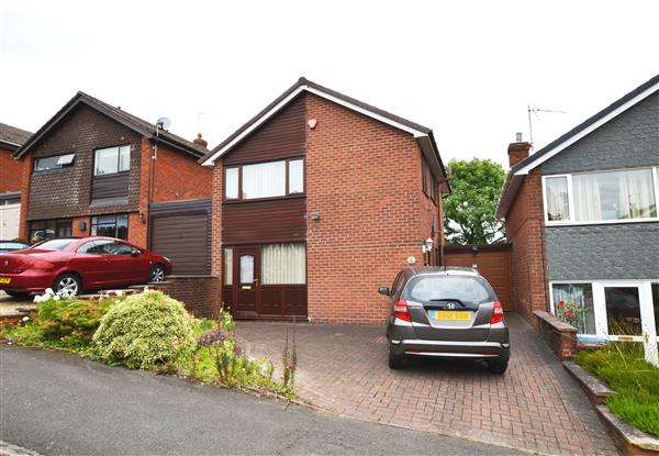 3 Bedrooms Detached House for sale in High View Road, Endon, Stoke-On-Trent