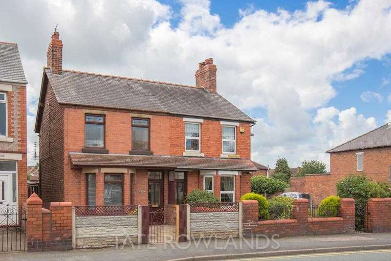 3 Bedrooms Semi Detached House for sale in Chester Road, Flint