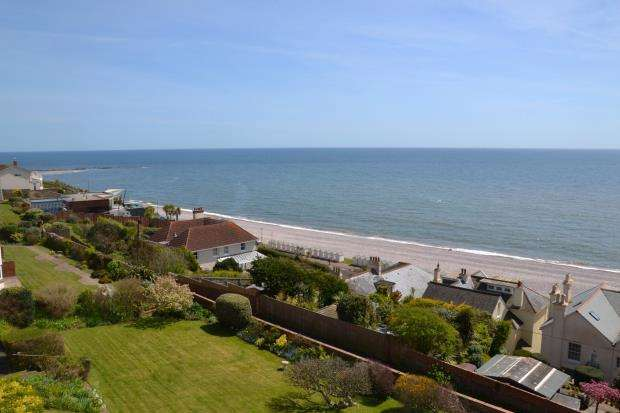 2 Bedrooms Flat for sale in Otterbourne Court, Coastguard Rd, Budleigh Salterton, Devon