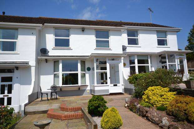 3 Bedrooms Terraced House for sale in Palmer Court, Budleigh Salterton, Devon
