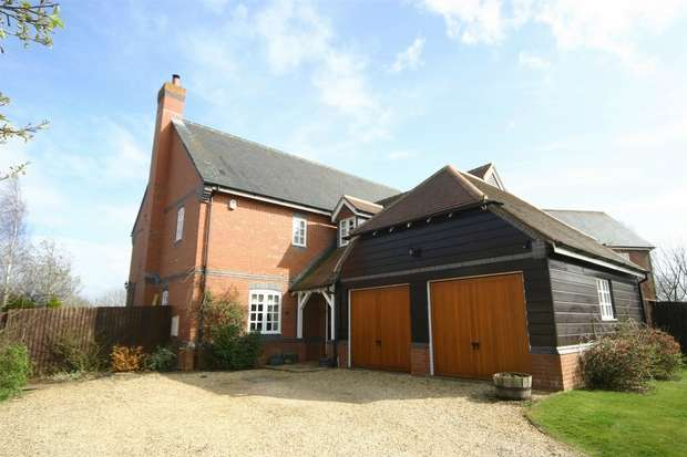 Detached House for sale in 6 Home Farm Close, Steeple Ashton, Trowbridge, Wiltshire