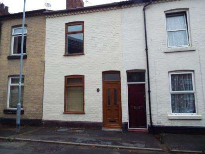 2 Bedrooms Terraced House for sale in Speakman Street, Runcorn, Cheshire, WA7