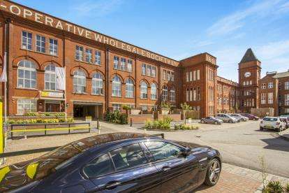 1 Bedroom Flat for sale in Wheatsheaf Way, Wheatsheaf Works, Leicester, Leicestershire