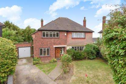 4 Bedrooms Detached House for sale in Millwell Crescent, Chigwell, Essex