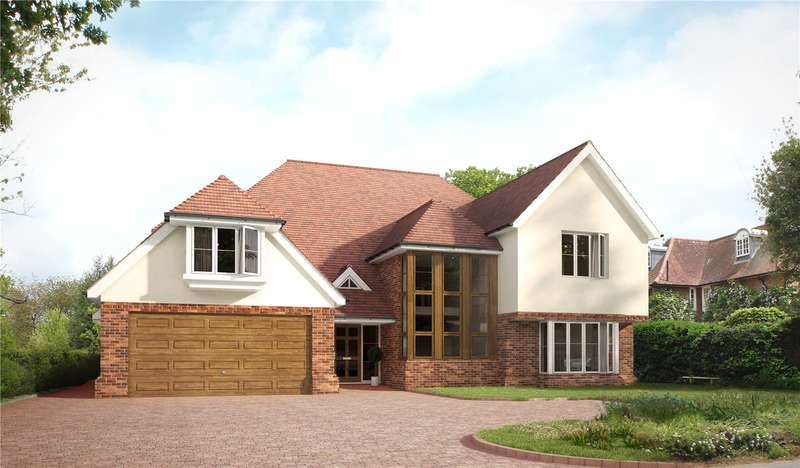 6 Bedrooms Detached House for sale in Bull Lane, Chalfont St. Peter, Gerrards Cross, Buckinghamshire, SL9