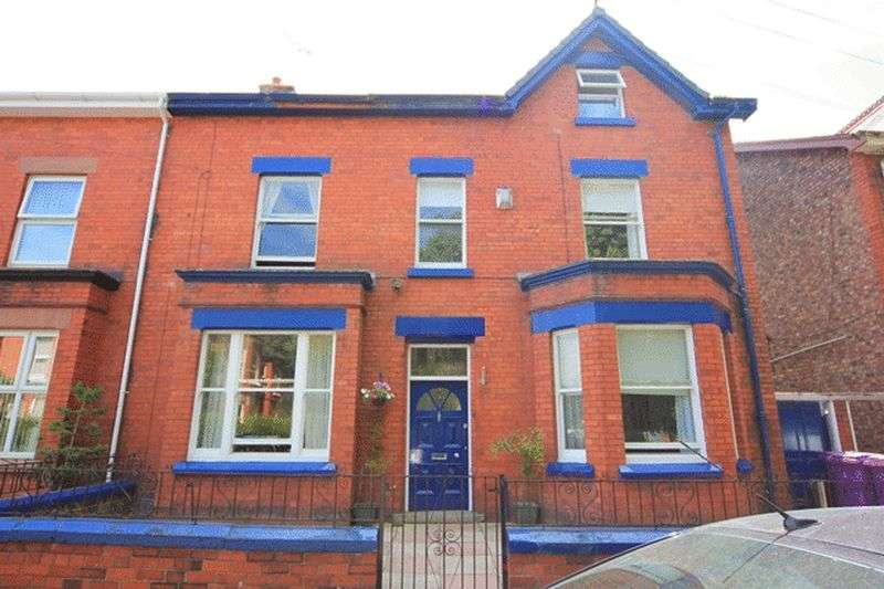 5 Bedrooms Semi Detached House for sale in Clarendon Road, Garston, Liverpool, L19