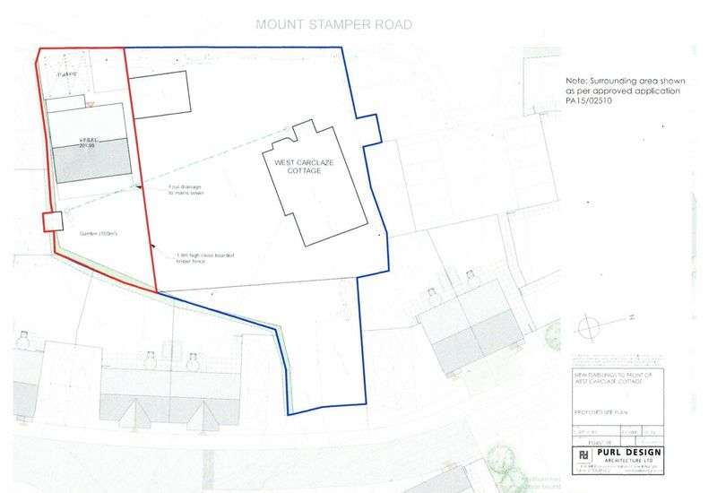 Land Commercial for sale in Scredda, St. Austell