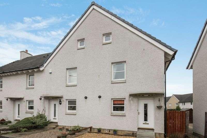 2 Bedrooms Terraced House for sale in 48 Hillside Grove, Bo'ness