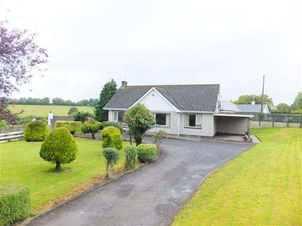 3 Bedrooms Bungalow for sale in 6 Killycappy Road
