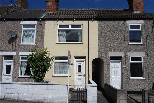 2 Bedrooms Terraced House for sale in Greaves Street, Ripley