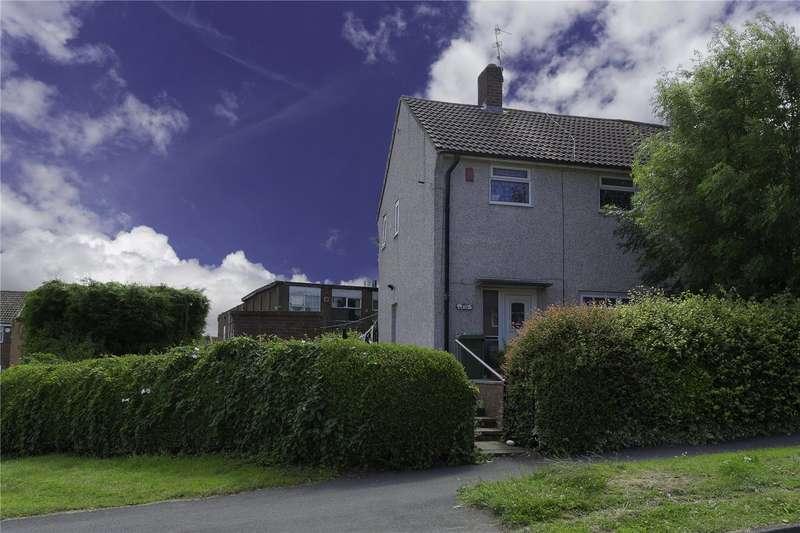 2 Bedrooms Semi Detached House for sale in Ganners Lane, Leeds, West Yorkshire, LS13