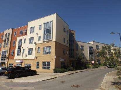 2 Bedrooms Flat for sale in Heyward Gate, Ashland, Milton Keynes, Buckinghamshire