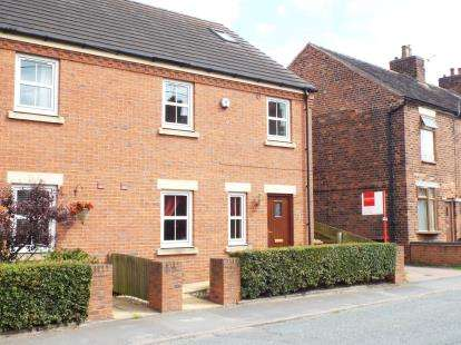 4 Bedrooms House for sale in Crewe Road, Shavington, Crewe, Cheshire
