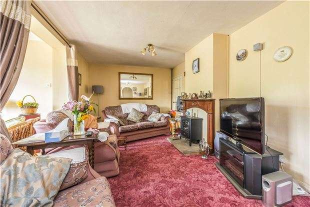 3 Bedrooms End Of Terrace House for sale in Elmhurst Estate, Batheaston, BATH, BA1