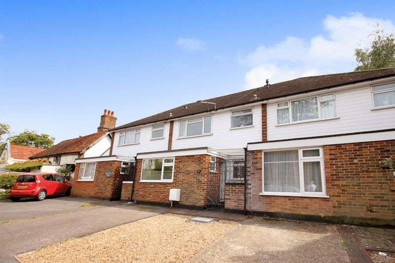 3 Bedrooms Terraced House for sale in CHEAM VILLAGE