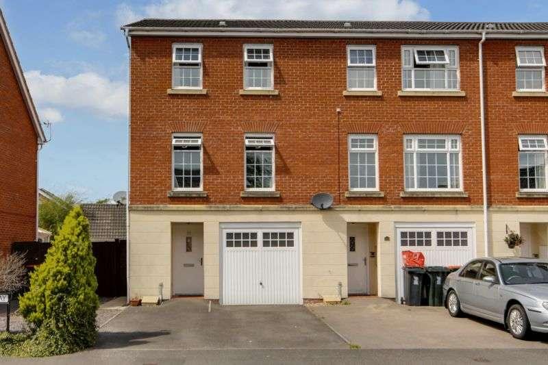 3 Bedrooms Terraced House for sale in Brigantine Way, Newport