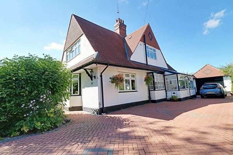 3 Bedrooms Detached House for sale in Vicarage Gardens Scunthorpe