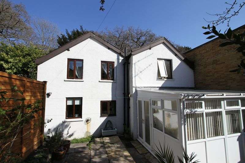 2 Bedrooms Terraced House for sale in Copse Road, Clevedon