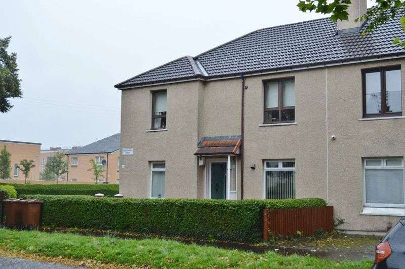 2 Bedrooms Flat for sale in Burghead Drive, Glasgow