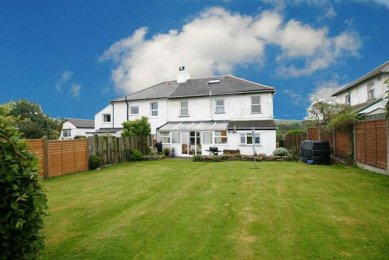 3 Bedrooms Semi Detached House for sale in Duchy Terrace, Minions
