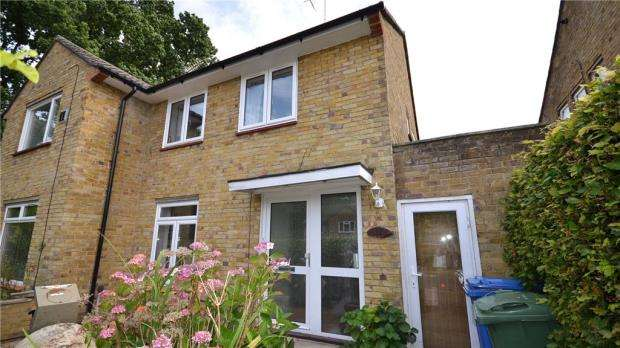 2 Bedrooms Semi Detached House for sale in Wagbullock Rise, Bracknell, Berkshire
