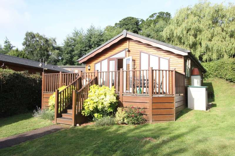 2 Bedrooms Mobile Home for sale in Devon Hills, Totnes Road