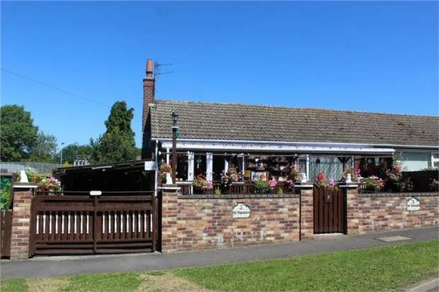 2 Bedrooms Semi Detached Bungalow for sale in Mariners Arms Flats, Keadby, Scunthorpe, Lincolnshire