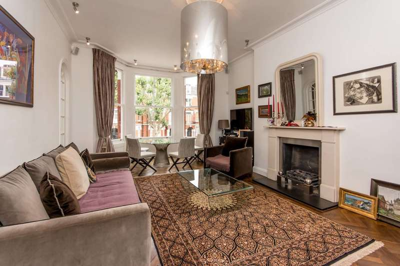 2 Bedrooms Flat for sale in Sutherland Avenue, Maida Vale, W9