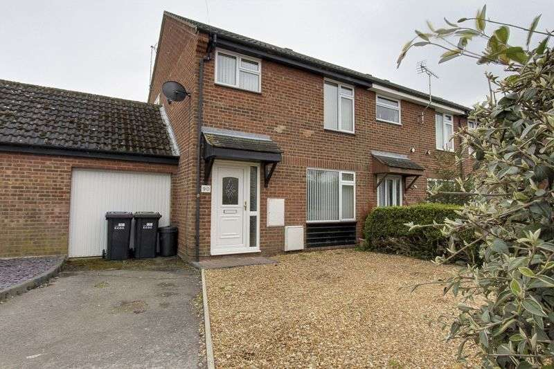 3 Bedrooms Terraced House for sale in Guntons Close, Soham