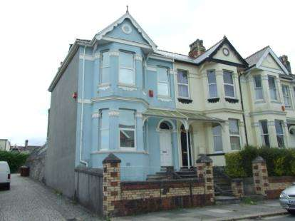 3 Bedrooms End Of Terrace House for sale in Lipson, Plymouth, Devon