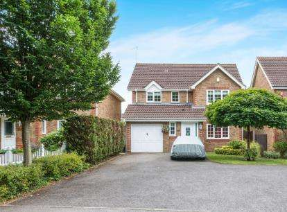 5 Bedrooms Detached House for sale in Dibden, Southampton, Hampshire