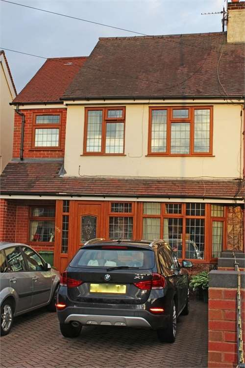 3 Bedrooms Semi Detached House for sale in High Street, Wollaston, Stourbridge, West Midlands