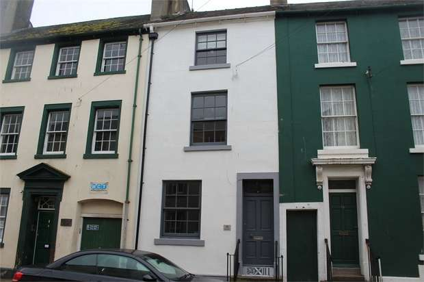 4 Bedrooms Terraced House for sale in Irish Street, Whitehaven, Cumbria