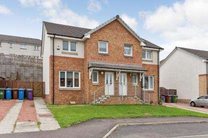 3 Bedrooms Semi Detached House for sale in Maryston Street, Glasgow, Lanarkshire