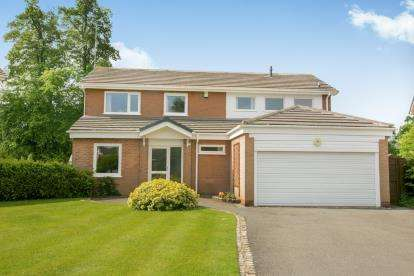 4 Bedrooms Detached House for sale in Ashford Road, Wilmslow, Cheshire