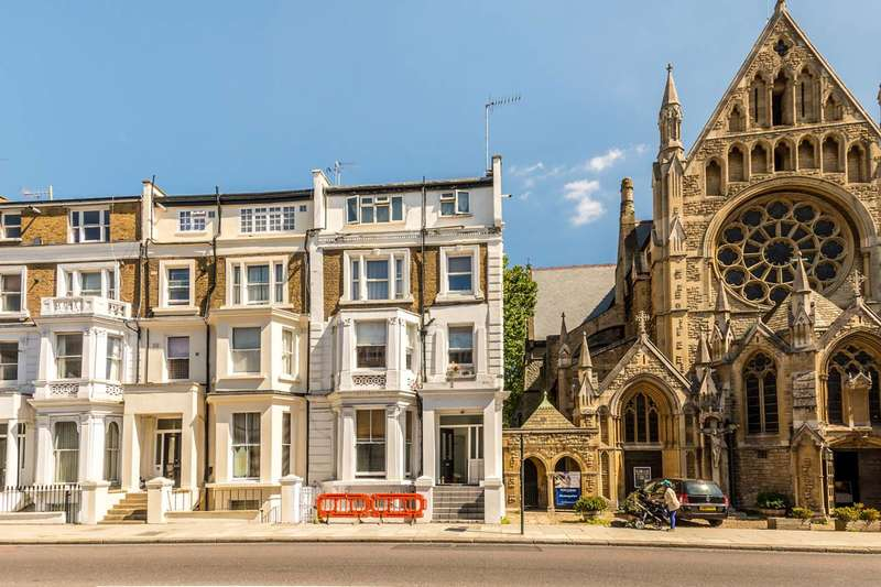 1 Bedroom Flat for sale in Holland Road, Holland Park, W14
