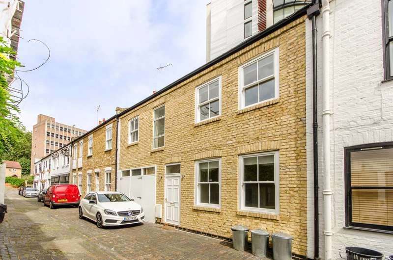 3 Bedrooms House for sale in Ernshaw Place, Putney, SW15