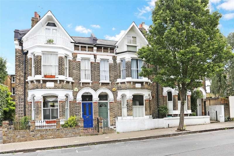 1 Bedroom Flat for sale in St John's Hill Grove, Battersea, London, SW11