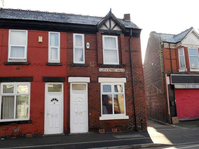 2 Bedrooms House for sale in Lloyd Street South, Fallowfield, Manchester