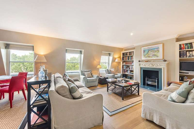 3 Bedrooms Flat for sale in Hale House, 27 Lindsay Square, London, SW1V