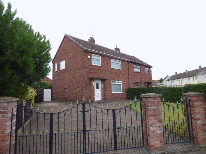 3 Bedrooms Semi Detached House for sale in Florence Nightingale Close, Netherton