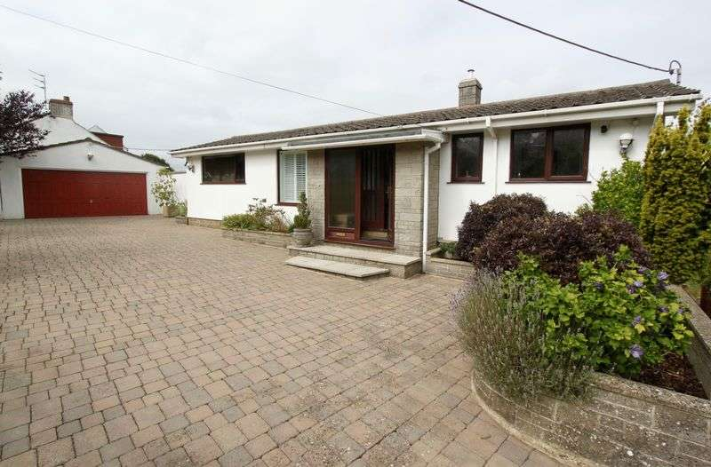 4 Bedrooms Detached Bungalow for sale in Dundry Lane, Dundry, Bristol, BS41