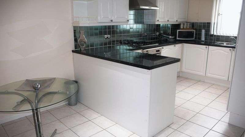 2 Bedrooms Flat for sale in Sunnyside Gate, St Andrews Street, Holytown