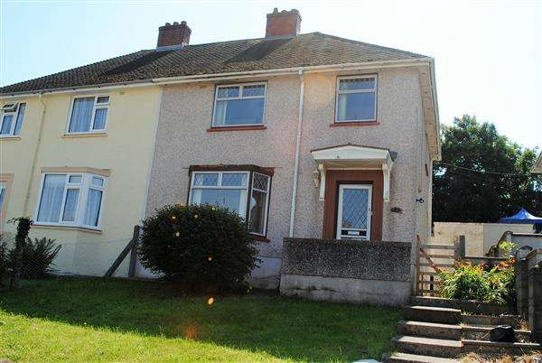 3 Bedrooms Semi Detached House for sale in 50 St. Teilos Road