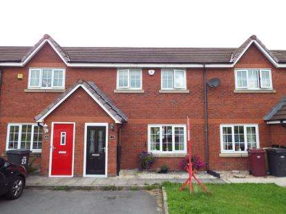 3 Bedrooms Terraced House for sale in Shawcroft View, Bolton, Greater Manchester, BL1